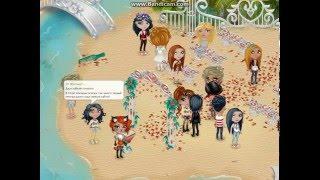 Новое обновление в аватарии!!Свадебная локация!