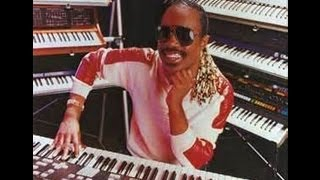 Steve Wonder in Alantic City, N.J. 1983 Part 1