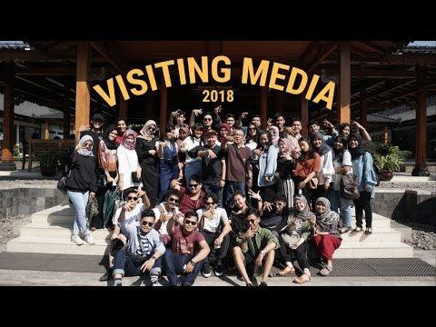 Ilmu Komunikasi Unand 2016 | Visiting Media 2018
