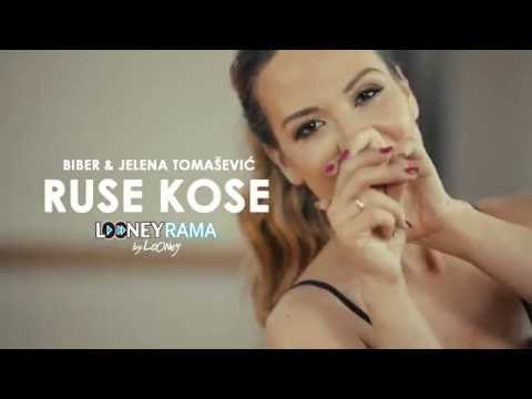 BIBER feat. JELENA TOMASEVIC - Ruse Kose (official video 2016)
