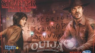 Stranger Things Ouija Board from Hasbro