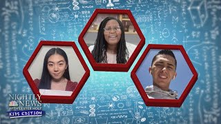 Inspiring Kids: Teen Scientists And Their Missions To Help Others | Nightly News: Kids Edition