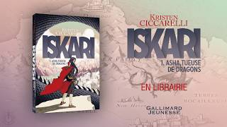 French Book Trailer for THE LAST NAMSARA