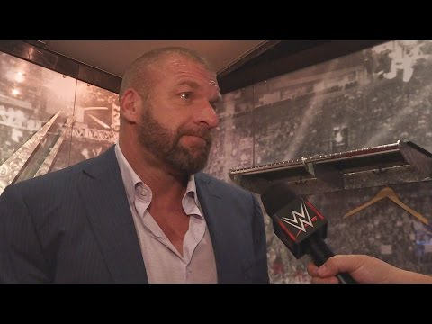 Triple H, Chris Jericho and Dolph Ziggler discuss the influence of Pat Patterson