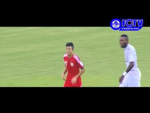 Highlight Dương Văn Khoa in match Hanoi T&T and Dongnai|Than Quang Ninh FC TV
