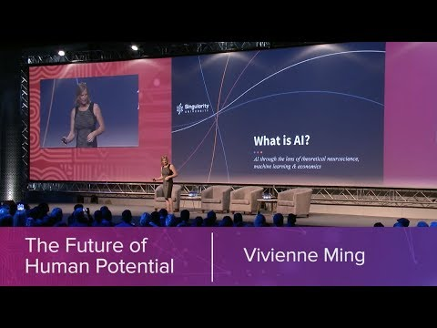 The Future of Human Potential | Dr. Vivienne Ming | SingularityU South Africa