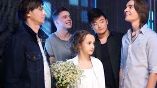 Два голоса MBAND Вадим Медведев и Милана Вольская