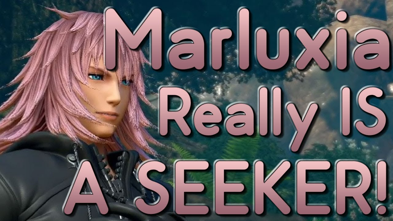 Marluxia Is A Seeker Kingdom Hearts 3 Theory