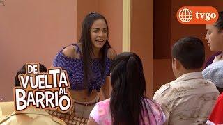 ¡Estela trata de encontrar su vocación con los niños del coro! - De Vuelta al Barrio 07/05/2018