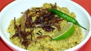 Cooking | Seasoned Urad Dal Indian Cooking Recipe Video