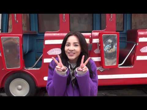 150212 Dara for Korea LIVE Travel Tour Expo 2015