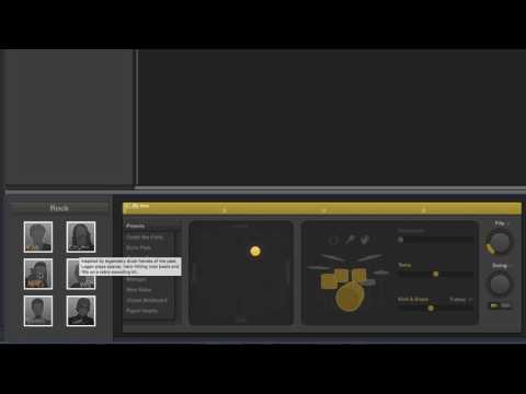 How to Create A Drum Track with GarageBand