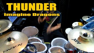 Video Thunder - Imagine Dragons (drum cover/composition by Claudio Reis) download MP3, 3GP, MP4, WEBM, AVI, FLV Oktober 2017