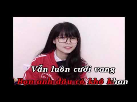 Anh là sinh viên Bách Khoa - [Karaoke] Thế Phương BK