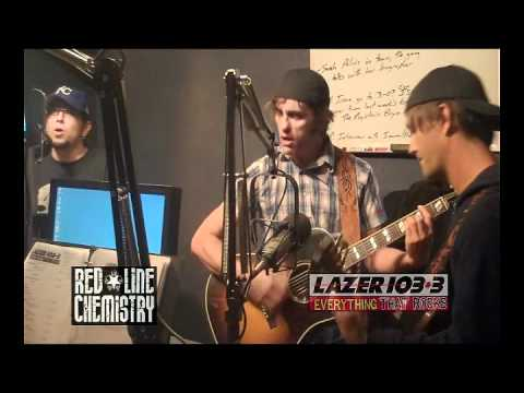 """Red Line Chemistry LIVE from the Lazer Studio """"You Don't Get It"""""""