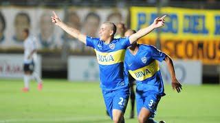 Gol de Alexis Messidoro - Boca vs. Emelec - Amistoso