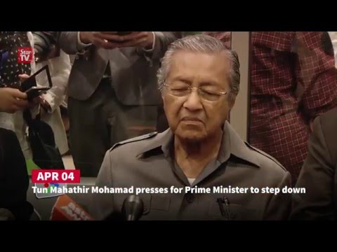 Malaysia's top news stories in 2015 (Part 1)
