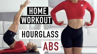 HOURGLASS ABS + WAIST WORKOUT