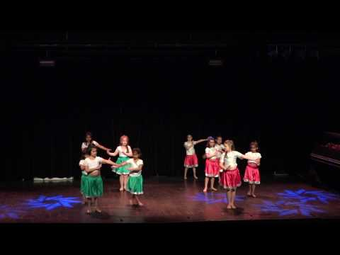 Sri Lanka traditional dance (Lund International School)