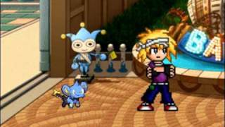 Sprite Short: Shinx Finds a Way to Wind CM Up