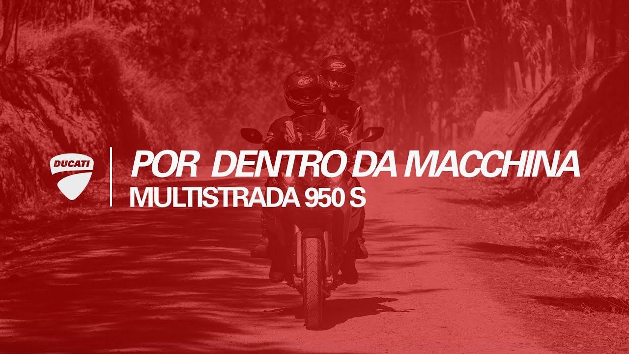 Multistrada 950 S | A Ducati ideal para suas aventuras