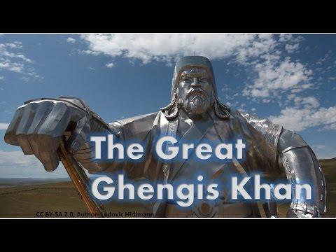 Ghengis Khan- The Mysterious Secret Hidden treasure of Ghengis Khan Grave