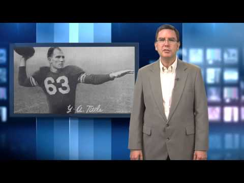 Marshall High School football fieldhouse to be named for Y.A. Tittle