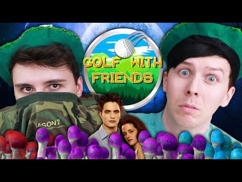 Thumbnail: THE TWILIGHT ZONE - Dan and Phil Play: Golf With Friends #3