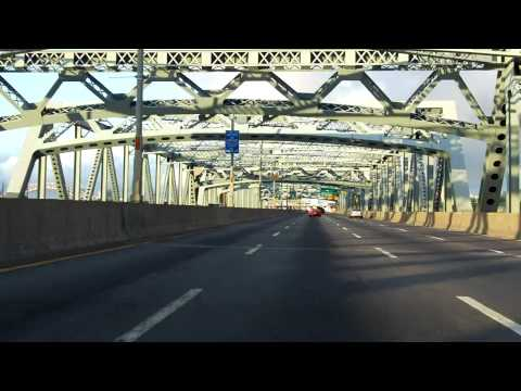 Robert F. Kennedy (Triborough) Bridge south/westbound (Bronx to Queens)