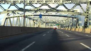Robert F. Kennedy (Triborough) Bridge south/westbound (Bronx to Queens)