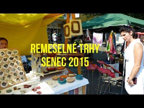 20481d7cb369 Trhy Senec 2015 - YouTube
