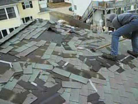 Razor Bar Roof Shingle Removal Tool Strips Roof Like No