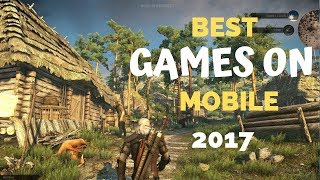 TOP 5 Offline Action RPG Android IOS Games Ever AMAZING GRAPHICS / top gaming