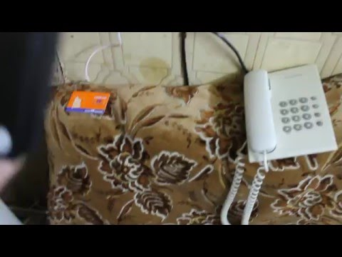 Простая установка беспроводного домашнего телефона