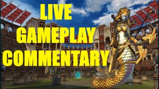 Smite Live Gameplay Commentary Medusa