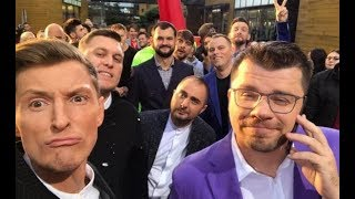 Comedy сьемки новой передачи  Барвиха luxury Village! Гарик Харламов ,Павел Воля,Ревва(ИОС) №135