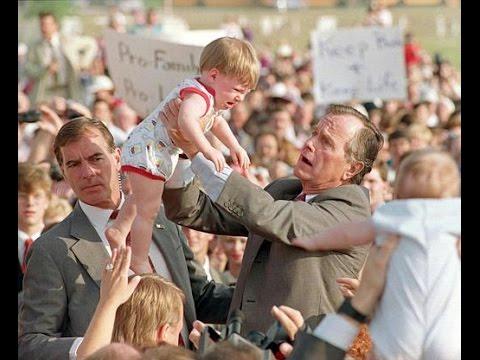 George H W Bush 1992 Campaign Dalton Ga