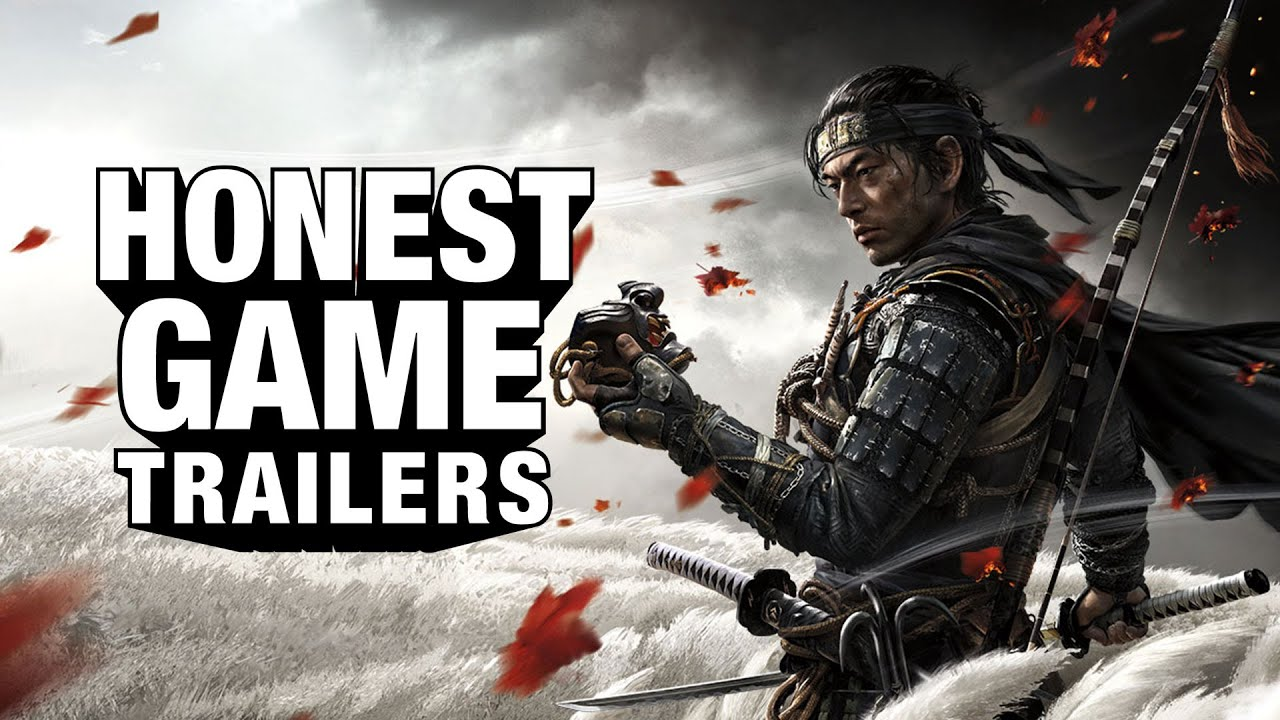 Download Honest Game Trailers | Ghost of Tsushima