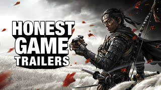 Honest Game Trailers | Ghost of Tsushima