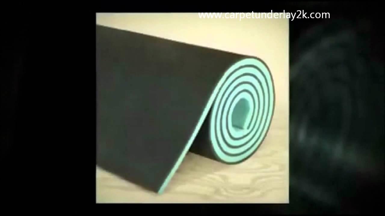 Carpet Underlay Foam