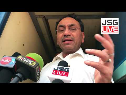 JSGLIVE.IN - Mr. Gopal Singh , Chairman, Coal India Chairman's Interview