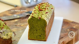 Matcha Cake🇺🇸🇫🇷Bruno Albouze – THE REAL DEAL