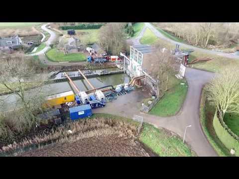 DTS Waterfront Brigade replace torque slide@Spijk(NL)