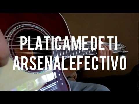 Platicame De Ti Arsenal Efectivo Requinto Cover Takamine Jj325src 12 Sonido Youtube