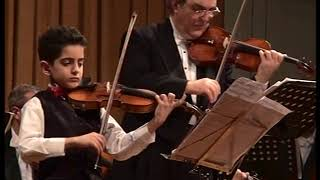 EHG & Server Ganiyev | Antonio Vivaldi - Concerto in A minor for Two Violins and Strings,Op. 3 No. 8