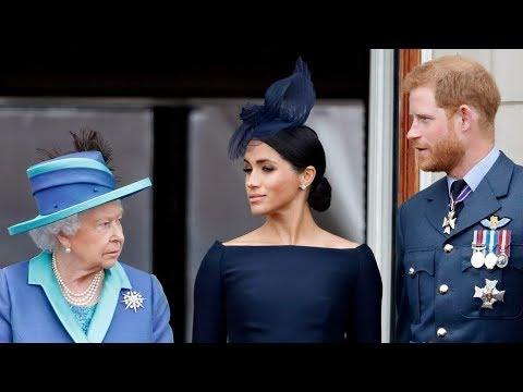 Елизавета II поддержала решение принца Гарри. Все подробности ситуации
