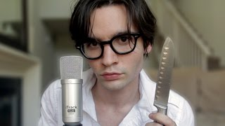 One of IamCyr's most viewed videos: Serial Killer Victim Role Play (Cringey ASMR)