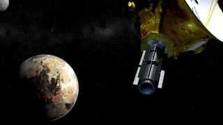 Ian Ziering Talks Pluto