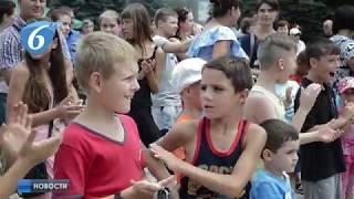 21 июля, в Горловке состоялся Открытый легкоатлетический пробег