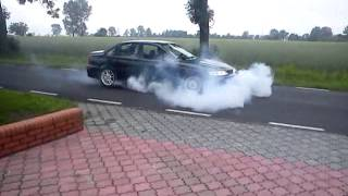 Opel Vectra 2.0 16v palenie gumy